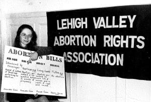 "About Us - Allentown Women's Center Founder Sylvia ""Rusty"" Stengle - abortion clinic in PA"